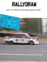 Seat 131 Proto Arias Jarama 1981