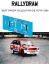 Seat Panda Vallejo Noya 1985