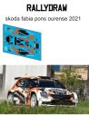 Skoda R5 Pons Ourense 2021