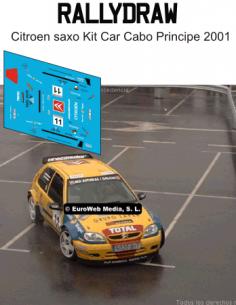 citroen saxo kit car fombona principe 2001