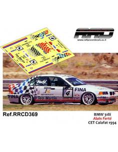 BMW M3 Alain Ferte CET Calafat 1994