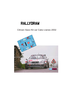 Citroen Saxo kit car Cabo llanes 2002