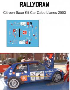 Citroen Saxo kit car Cabo llanes 2003