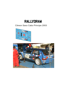 Citroen Saxo kit car Cabo principe 2003