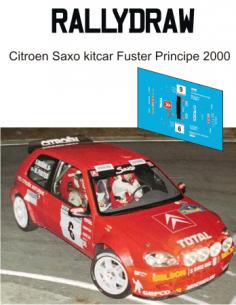 Citroen Saxo Kit car Fuster Principe 2000