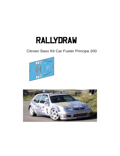 Citroen Saxo Kit car Fuster Principe 2003