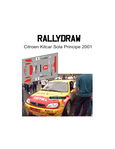 Citroen Saxo Kit car Sola Principe 2001
