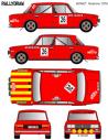 Seat 1430 Bonet Rally Firestone 1976