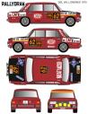 Seat 1430 Del Val London-Mexixo 1970 (Version carrera)
