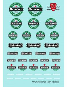 Calcas HEINEKEN