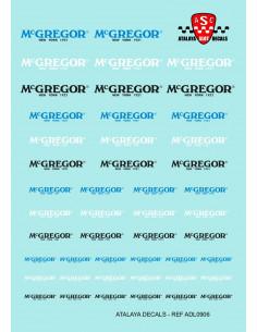 Calcas MC GREGOR