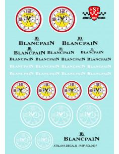 Calcas BLANC PAIN