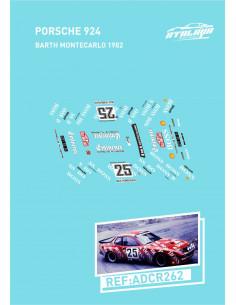Porsche 911 SC-Eminence Tour Corse 1982