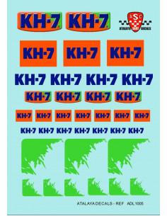 Calcas KH7